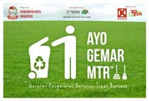 Clean Up Your City Makassar