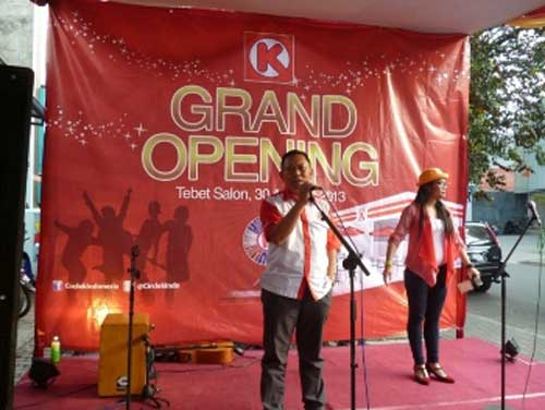 Grand Opening Tebet