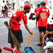 Clean Up Your City Surabaya