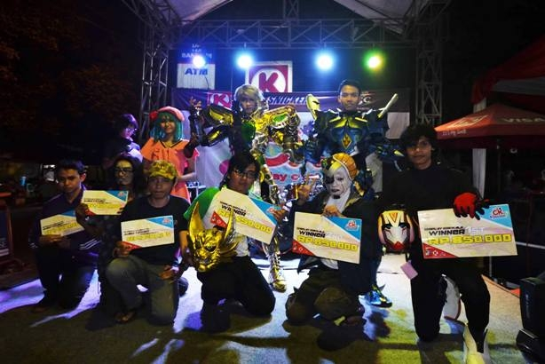 Cosplay Competition 2015